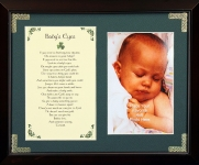 Babys Eyes - 8x10 Photo Blessing