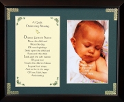 Christening - A Gaelic Christening Blessing - 8x10 Photo