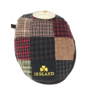 391-irish-patchwork-cap