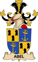 Austria/A/Abel-Crest-Coat-of-Arms