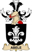 Austria/A/Abele-Crest-Coat-of-Arms