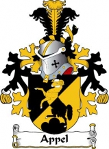 Dutch/A/Appel-Crest-Coat-of-Arms