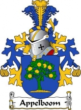 Dutch/A/Appelboom-Crest-Coat-of-Arms