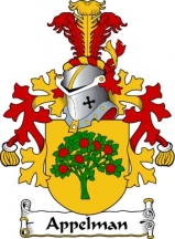 Dutch/A/Appelman-Crest-Coat-of-Arms