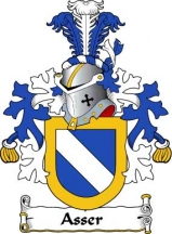 Dutch/A/Asser-Crest-Coat-of-Arms