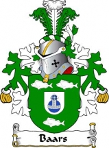 Dutch/B/Baars-Crest-Coat-of-Arms