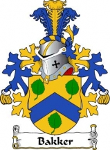 Dutch/B/Bakker-Crest-Coat-of-Arms