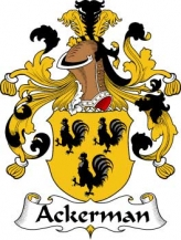 German/A/Ackerman-Crest-Coat-of-Arms
