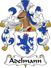 German/A/Adelmann-Crest-Coat-of-Arms