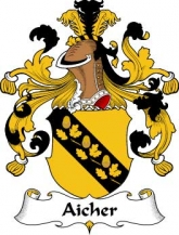 German/A/Aicher-Crest-Coat-of-Arms