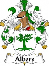 German/A/Albers-Crest-Coat-of-Arms