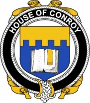 House-of-Ireland/C/Conroy-(OMulconry)-Crest-Coat-Of-Arms