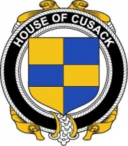 House-of-Ireland/C/Cusack-Crest-Coat-Of-Arms