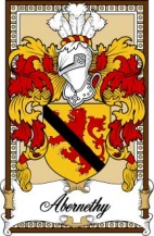 Scottish-Bookplates/A/Abernethy-Crest-Coat-of-Arms