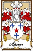 Scottish-Bookplates/A/Adamson-Crest-Coat-of-Arms