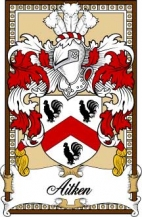 Scottish-Bookplates/A/Aitken-Crest-Coat-of-Arms