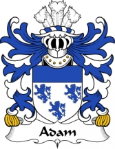 Welsh/A/Adam-(AP-HYWEL)-Crest-Coat-of-Arms
