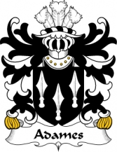 Welsh/A/Adames-(of-Cardiganshire)-Crest-Coat-of-Arms