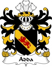 Welsh/A/Adda-(of-Mochnant)-Crest-Coat-of-Arms