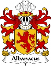 Welsh/A/Albanacus-(Son-of-Brutus)-Crest-Coat-of-Arms