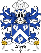 Welsh/A/Aleth-(King-of-Dyfed)-Crest-Coat-of-Arms