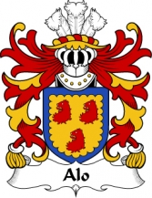 Welsh/A/Alo-(ab-Ithel-King-of-Gwent)-Crest-Coat-of-Arms