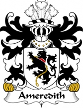 Welsh/A/Ameredith-(Meredith-of-Crediton)-Crest-Coat-of-Arms