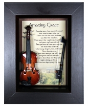Amazing Grace Shadow Box 2.5 x 3.5