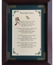 Amazing Grace - 8x10 Blessing