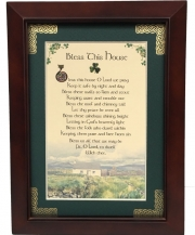 Bless This House - 5x7 Blessing