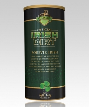 Forever Irish Canister