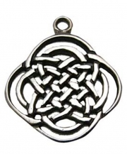 Celtic Lands Pewter Necklace
