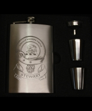 Clan Flask Boxed
