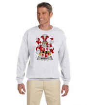 Coat of Arms Adult Sweat Shirt (Full Chest)