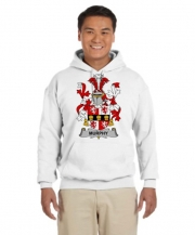 Coat of Arms Hooded Sweat Shirt (Full Chest)