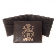 Coat of Arms Leather Wallets