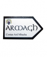 Armagh Fridge Magnet