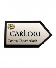 Carlow Fridge Magnet