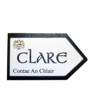 Clare Fridge Magnet