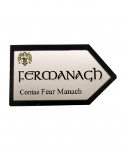 Fermanagh Fridge Magnet
