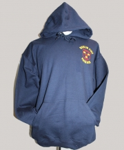 Dublin Fire Brigade Hooded Sweatshirt
