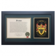 Embroidery Family Coat of Arms and Last Name History