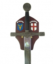 Excalibur Sword Coat-of-Arms