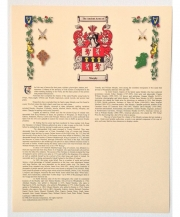 PDF Coat of Arms & History