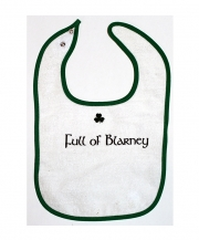 Full of Blarney Bib