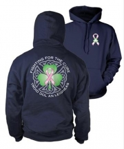 Irish For The Cure Hoodie