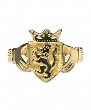 l200-ladies-scottish-crest-hollow-ring