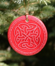 Lover's Knot Ornament