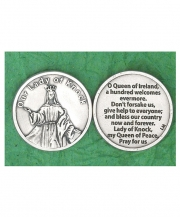 Our Lady Of Knock Coin
