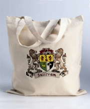 Personalized Coat of Arms Tote Bag